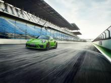 Med fokus på motorsport – nya Porsche 911 GT3 RS