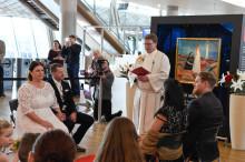 Ny Munch-utstilling på Avinor Oslo lufthavn