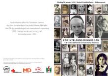 Förintelsens minnesdag 26 januari