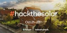 Fortum bjuder in till hackathon för att utveckla solcellserbjudandet