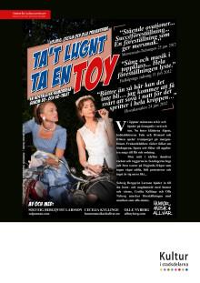 Ta't lugnt, ta en Toy