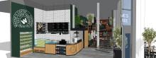 Wayne´s Coffee öppnar nytt  kafé intill Knutpunkt i Helsingborg i slutet av juni.