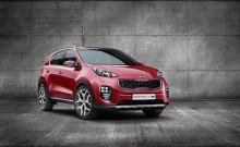 Fem stjärnor i Euro NCAP för nya Kia Sportage & nya Kia Optima