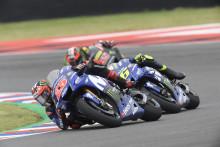 ロードレース世界選手権 MotoGP(モトGP)Rd.02 4月8日 アルゼンチン