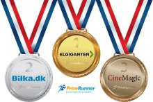 Elgiganten er Danmarks mest populære webbutik