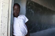 Barnen drabbas hårdast av El Niños torka