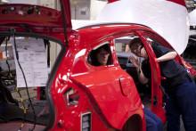 140 nya fasta jobb i Volvo Personvagnars Torslandafabrik