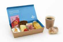 SJ lanserar grön frukost – i ny förpackning