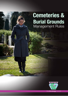 Cemeteries and Burial Grounds Management Rules