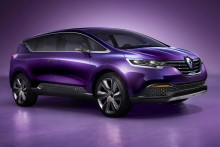 Ny kraftfuld bi-turbomotor til Renault Espace