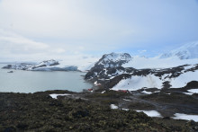 Lavar i Antarktis dukar under för global uppvärmning