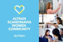 Altran Scandinavia Women Community - Nätverkande och gemenskap för kvinnor i branschen