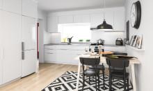 Trelleborg växer med 26 lägenheter från BoKlok