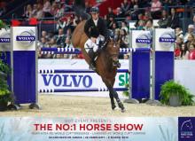 Gothenburg Horse Show - Världsstjärnor jagar världscuppoäng i Göteborg
