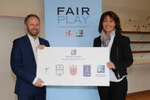 Norsk Tipping hovedsamarbeidspartner for NFF