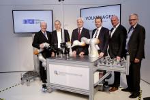 Volkswagen-koncernen deltar i forskning om artificiell intelligens