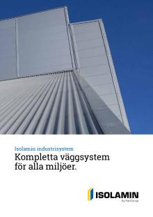 Isolamin – Kompletta väggsystem för alla miljöer