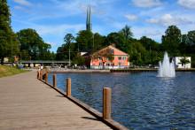 SMS Park blir kvar i Växjö Kommun