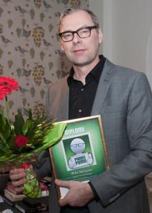 Etera palkitsi Kansallisteatterin Mika Myllyahon Suomen parhaana pomona