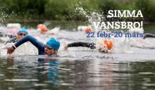 """""""Simma Vansbro!"""" på FunBeat är den ultimata träningsutmaningen inför Vansbrosimingen"""