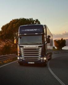 Ny Scania Streamline - sparer op til 8 % brændstof