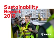 Falck tilpasser driften til bæredygtighedsmål