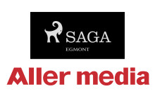 Aller media inleder ljudsamarbete med Saga Egmont