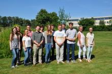 Die Sutter Telefonbuchverlag GmbH heißt neue Auszubildende willkommen