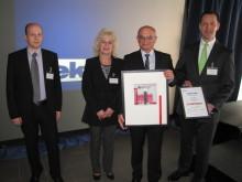 Lesjöforsbolaget Centrum B utsedd till global Kiekert-leverantör