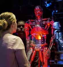 Rusning till robotutställning – 4800 biljetter sålda innan öppning