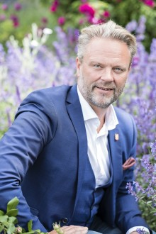 Behöver din organisation ny energi? Boka energiknippet, serieentreprenören och företagaren Tommy Ivarsson!