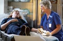 Frölunda Specialistsjukhus rustar för framtiden