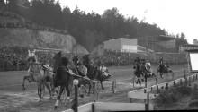 Solvalla söker travveteraner som besökte arenan 1927