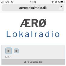 Ærø lokalradio er født