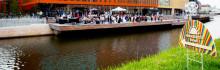 Sommarscen tillbaka vid Malmö Live
