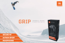 JBL Grip – När du vill utmana dig själv