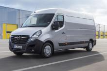 Nya Opel Movano - med hög säkerhet och flexibilitet