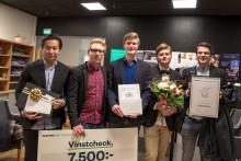 Smart app vann stora priset i ElectriCity Innovation Challenge