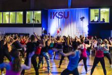 Stor inspirationsdag inom gruppträning på IKSU sport den 17 oktober