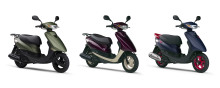 「ジョグ CE50」シリーズ2017年モデルを発売 志向や用途にあわせ、カラーリングを一新
