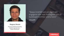 #How2PR:  Magnus breddar bilden av räddningstjänstens verksamhet