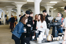 Kaffe i nye klæder i København