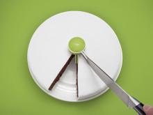 Klipy Cake Divider - Tårtdelare