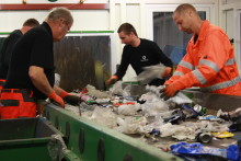 Rebild-borgere er tilfredse med ny affaldssortering