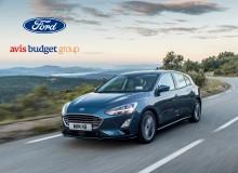 Ford kopplar upp 14 000 fordon åt Avis Budget Group