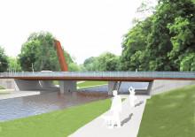 Forsen projektleder när Uppsalaborna får ny bro över Fyrisån