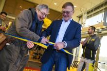 Rusta bryter drömgräns och öppnar tredje varuhuset i Uppsala