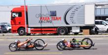 AkzoNobel sozial engagiert – Neuer Look für Para Racing Team-Truck