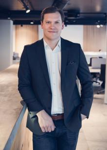 Erfarne Jesper Jeppsson är det nya tillskottet till Fastighetsbyrån Nyproduktion Öresund