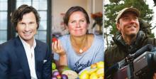 Petter Stordalen, Renée Voltaire och Mattias Klum gästar Anders Wall-föreläsningen i entreprenörskap